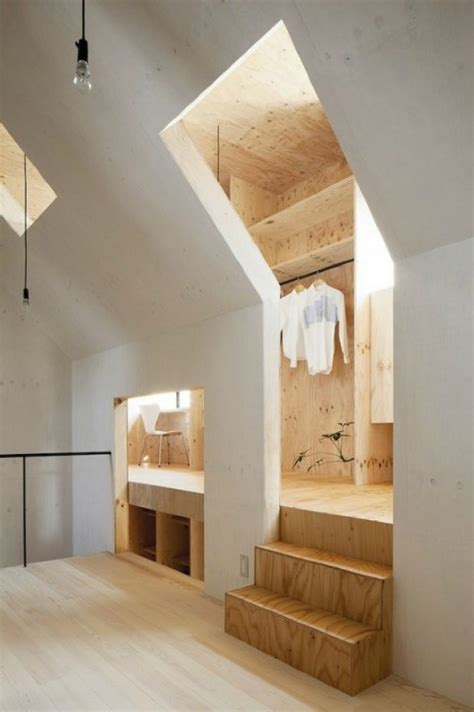 Japanese Home Interiors 10 id 233 es d 233 co d am 233 nagement pour combles habitatpresto