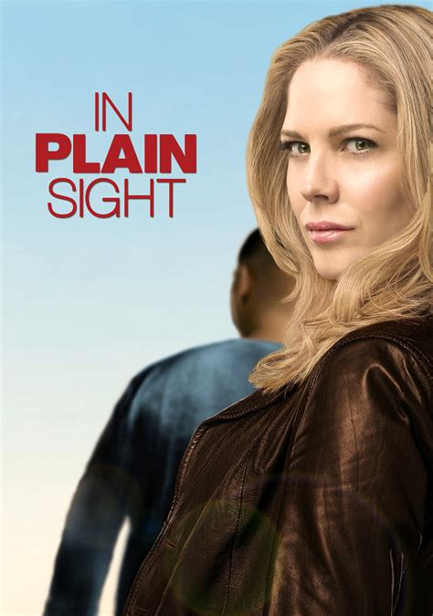 In Plain Sight in plain sight tv fanart fanart tv