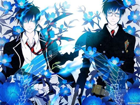 anoboy ao no exorcist blue exorcist wallpapers wallpaper cave