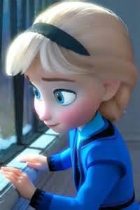 gambar foto elsa frozen kecil 2 lu kecil
