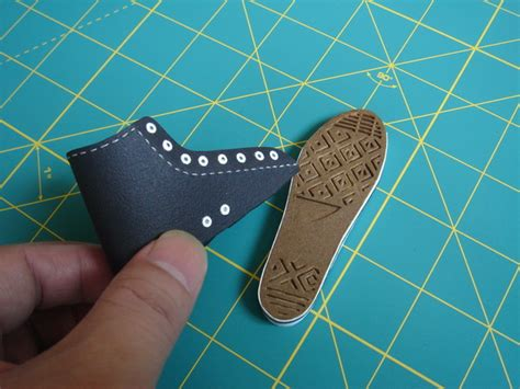 How To Make A Paper Shoe - paper shoe by paperjin on deviantart