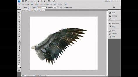adobe photoshop wings tutorial photoshop tutorial wings youtube
