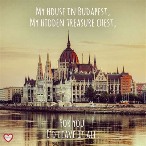 George Ezra Budapest My House In Budapest You Love Quotes Pinterest