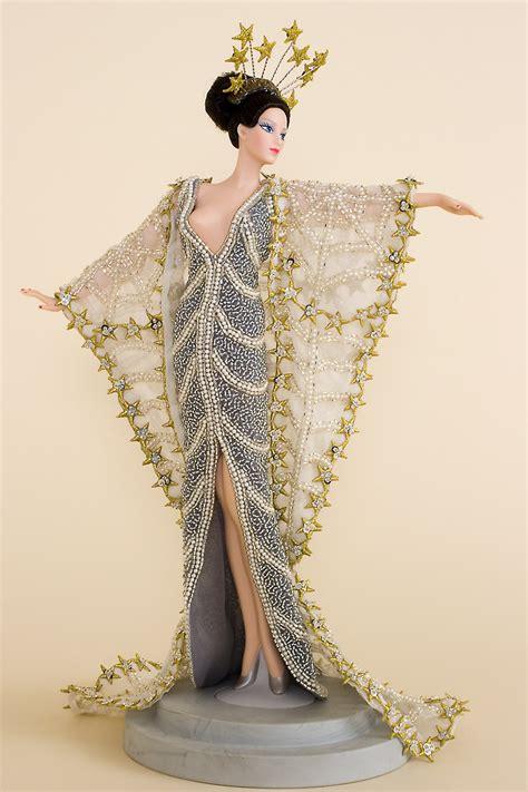 1 fashion dolls erte porcelain stardust porcelain open edition fashion