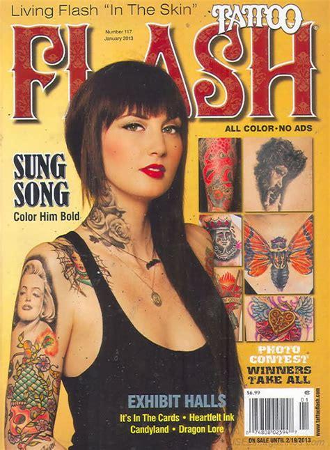 tattoo magazine back issues tattoo flash january 2013 magazine back issue tattoo flash