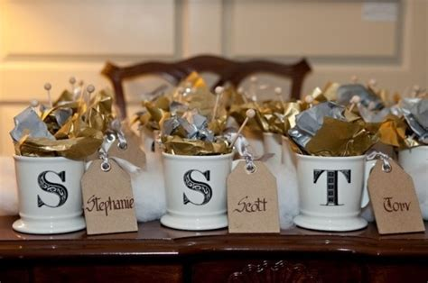 Coffee Mug Giveaways - 63 incredibly creative wedding favor ideas tailored fit photography