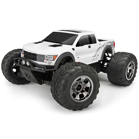 Hpi Rc Auto by Hpi Savage Xs Flux Ford Svt Raptor Rc Truck At Hobby Warehouse