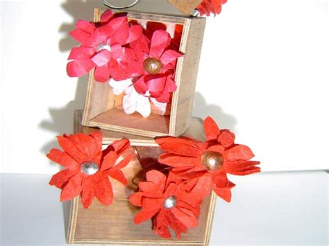 8 Floral And Lovely Projects by Flower Crafts Flower Craft Ideas Floral Crafts
