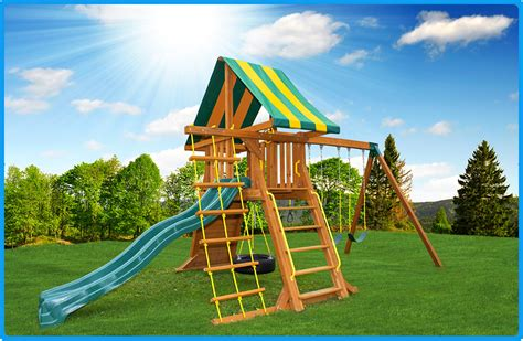 Supremescape Swing Sets Ma Ri Eastern Jungle Gym Swingsets