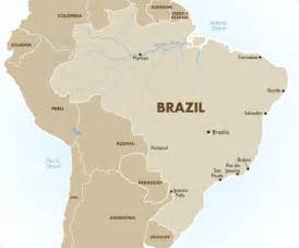 south america brazil map brazil geography and maps goway travel