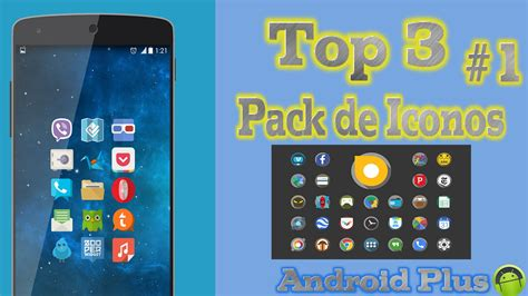3l Top 3 L Top top 3 l icon pack 1 para tu dispositivo android