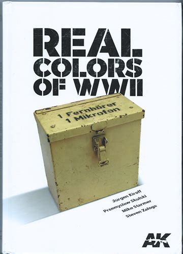real colors of wwii scale modelling now