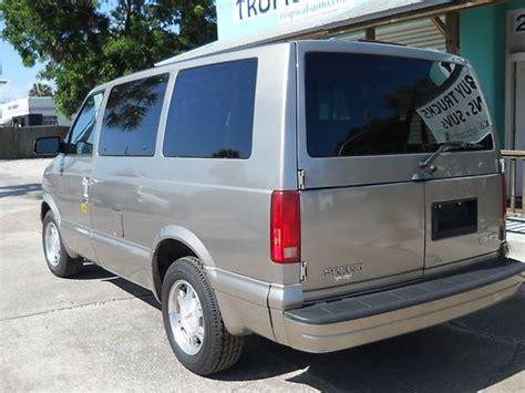 purchase used 2005 gmc safari 8 passenger in