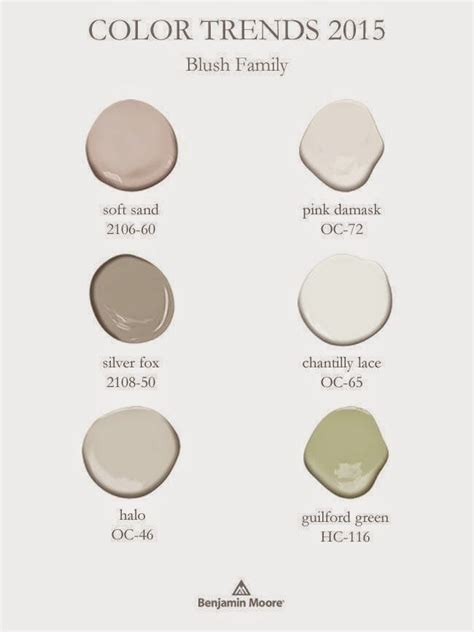 color trends benjamin and color of the year on