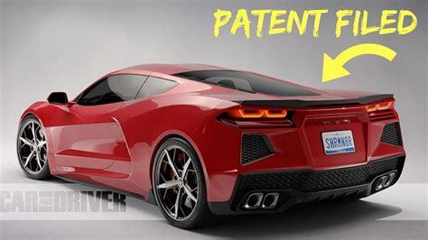 patent filed    corvette youtube