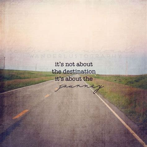 bid on travel quot it s not about the destination it s about the journey