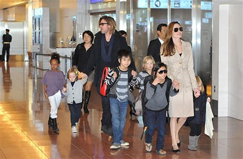 Plans To Adopt Boy by Brad Pitt Adoption Are They Taking In A