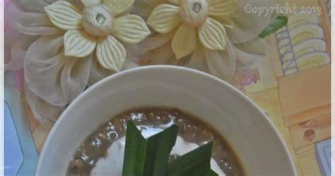 cara membuat bubur kacang hijau ala chef my journey bubur kacang hijau