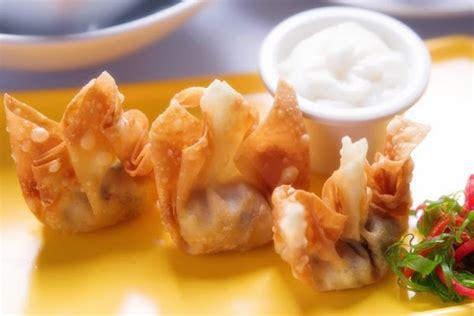 cara membuat risoles udang resep masakan indonesia resep pangsit goreng isi udang