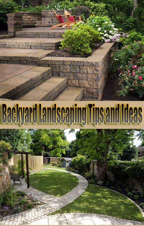 landscaping tips backyard landscaping tips and ideas corner