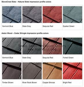 roof colors best 25 metal roof shingles ideas on metal