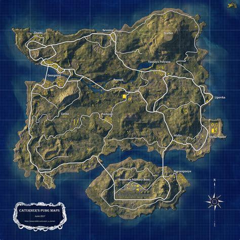 alternative pubg maps topographic realistic raw gis