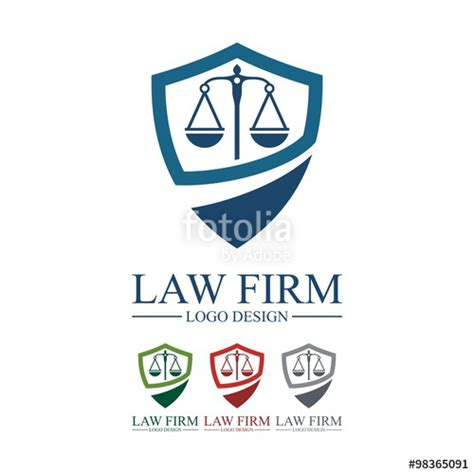 lawyer logo vector free quot lawyer attorney pillar legas scales shield design logo vector quot stock image and