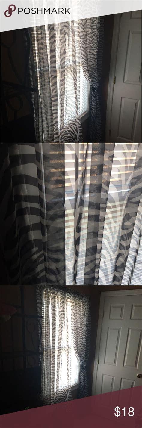 zebra blackout curtains 1000 ideas about zebra curtains on pinterest zebra