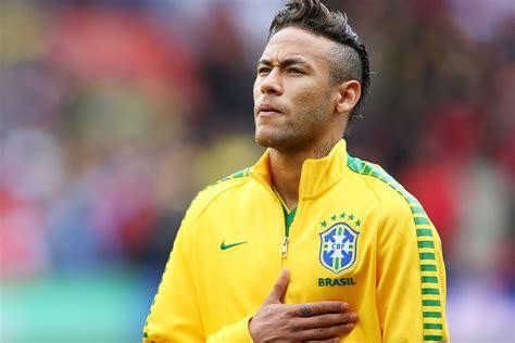 neymar officially named brazil national team captain in