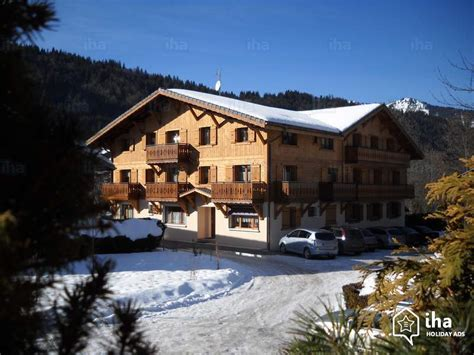 morzine appartments flat apartments for rent in a chalet in morzine iha 52713