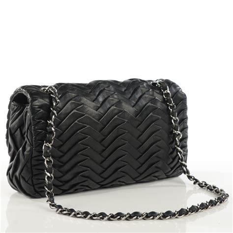 Ff Chanel Chevron Medium chanel calfskin chevron medium flap black 116672