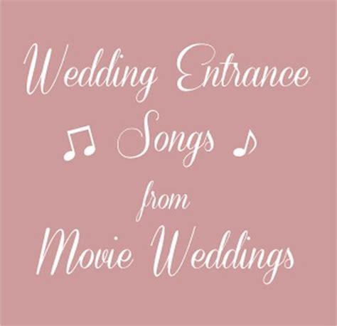 Vintage Wedding Aisle Songs by Best 25 Entrance Songs Ideas On Wedding