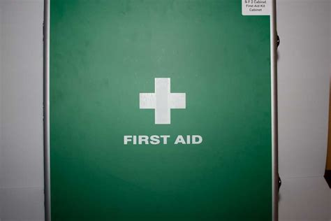 large first aid cabinet large first aid wall mounted cabinet first aid online