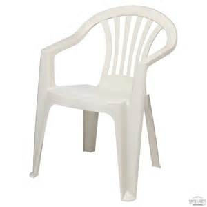 White Stackable Plastic Chairs » Home Design 2017