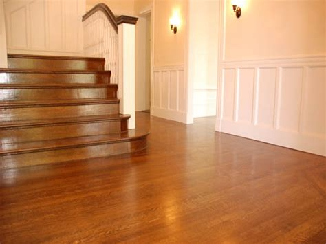 bamboo wood floors wood stained base boards  hardwood
