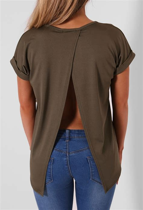 Back Tops by How To Wear Open Back Tops Carey Fashion