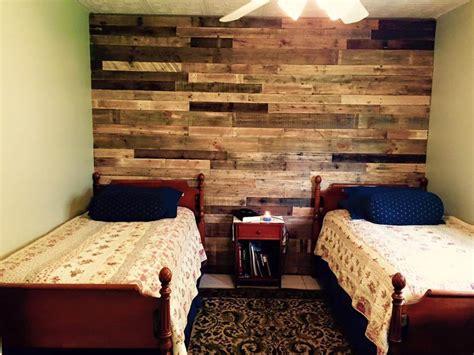 diy wood panel headboard pallet wall paneling for bedroom pallet furniture diy