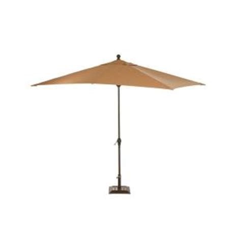 martha stewart patio umbrellas martha stewart living miramar ii 10 ft patio umbrella in ly58 um rct the home depot
