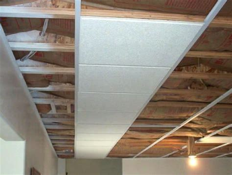 Drop Ceiling Tile Alternatives Ceiling Links Similar To A Drop Ceiling But Only Takes