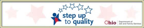 Step up to quality sutq is a five star quality rating and improvement