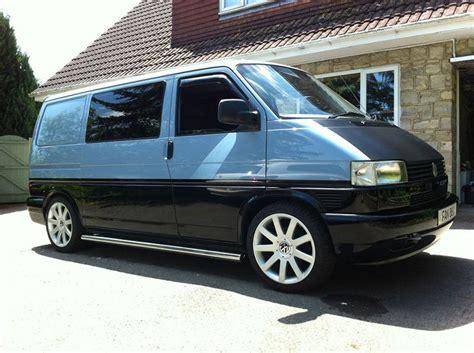 Lackieren Vw T4 by Petes 2 Tone Volkswagen T4 Myt4van