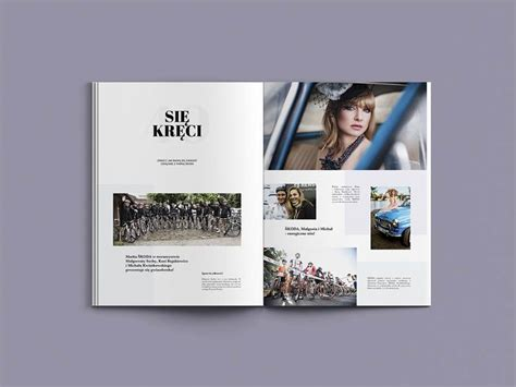 layout lifestyle magazine editorial design inspiration road lifestyle magazine