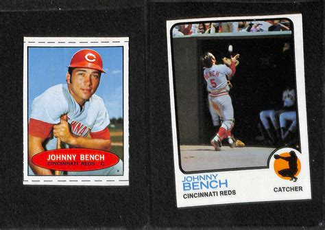 johnny bench card value 1969 topps johnny bench baseball card benches