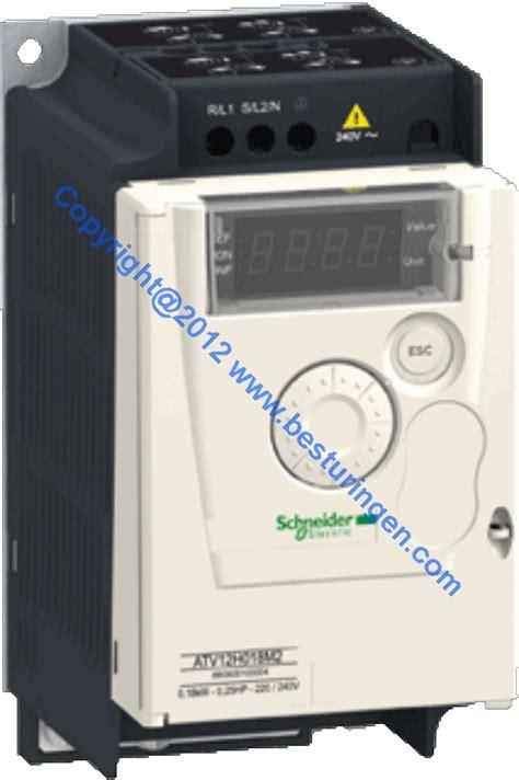 Inverter Schneider Atv12h055m2 055kw atv12 schneider