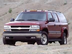 2003 chevrolet suburban 2500 pictures including interior