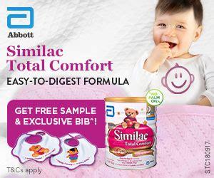 similac total comfort singapore parenting magazine singapore