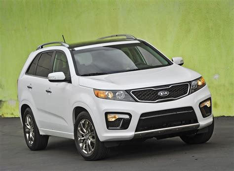 Are Kia Sorento Cars 2013 Kia Sorento Ex Car Spondent