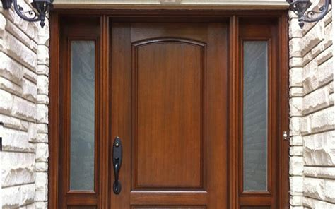 things to consider when replacing an exterior door