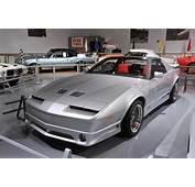 1987 Pontiac Firebird Suntour Concept Car By ASC 350