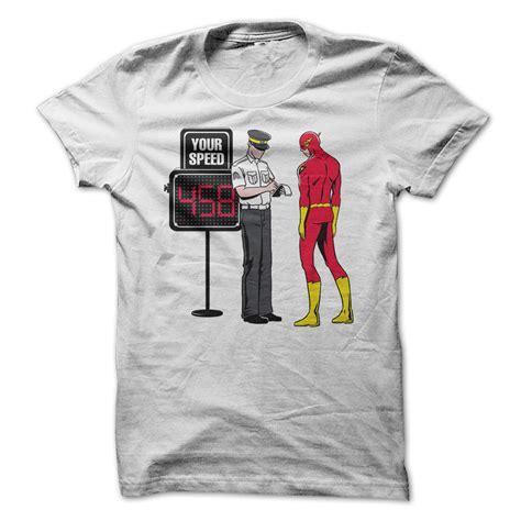 Tshirt Speeding Tickets quot speed trap quot cop giving the flash a speeding ticket shirt